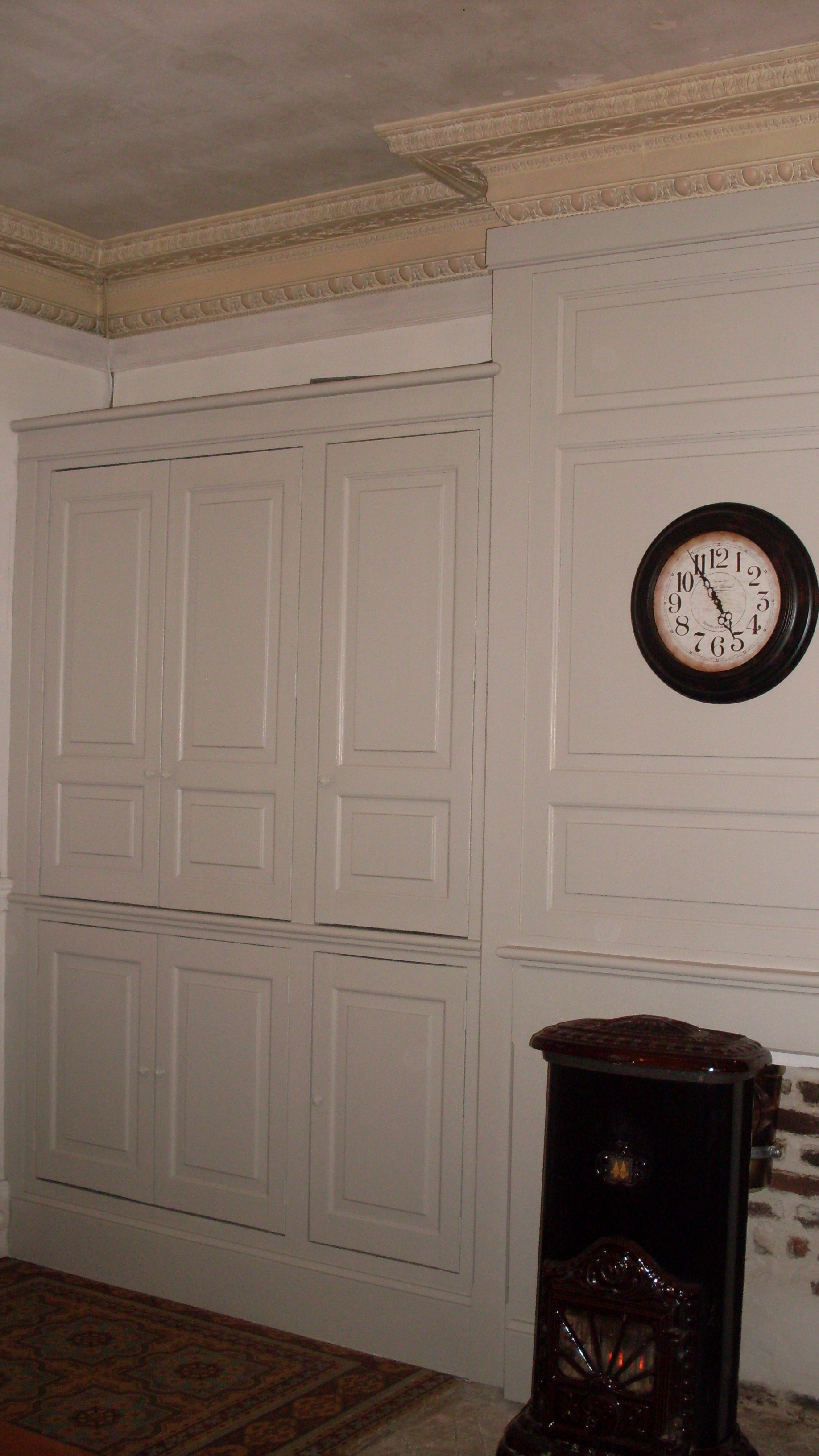 Meuble de salle de bain l 39 atelier menuiserie for Meuble salle de bain menuisier